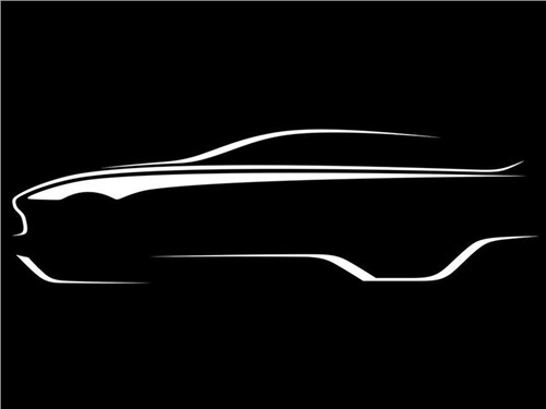 Новость про Aston Martin - Aston Martin опубликовал первое изображение своего кроссовера
