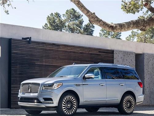 Новость про Lincoln Navigator - Lincoln Navigator 2018