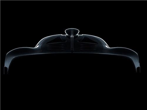 Новость про Mercedes-Benz - Mercedes-AMG Project One