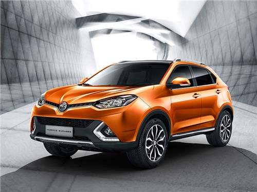 MG выйдет на европейский рынок в 2019 году