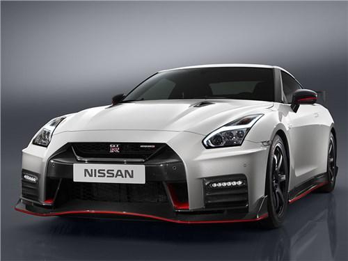 Новость про Nissan - Nissan GT-R Nismo 2017