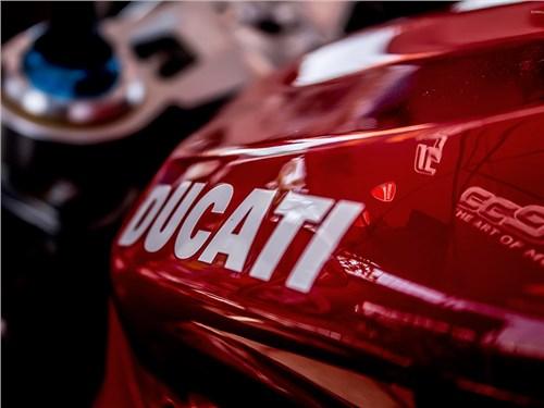Новость про Volkswagen - Volkswagen может продать Ducati