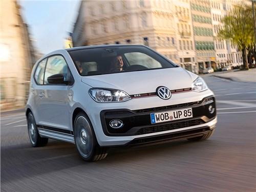 Volkswagen up! получил спортивную версию