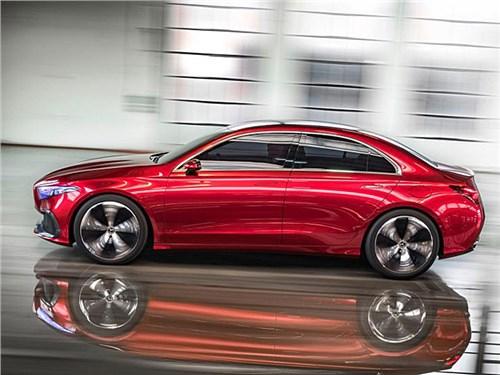 Mercedes-Benz А-класса получит микролитражные двигатели