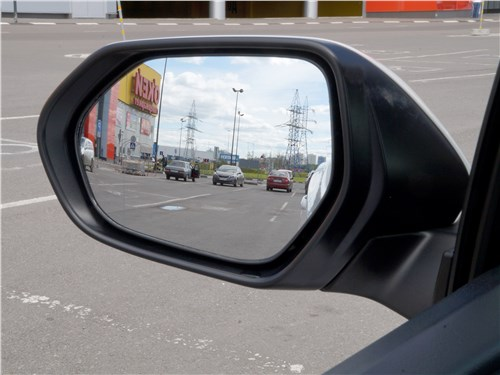 Предпросмотр toyota prius 2016 боковое зеркало