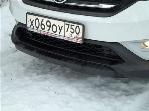 Dongfeng AX7 2015 передний бампер