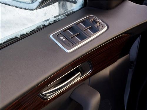 Jaguar F-Pace 2018 клавиши электростеклоподъемников