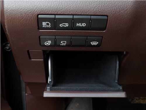 Предпросмотр lexus rx 350l 2018 функциональные кнопки