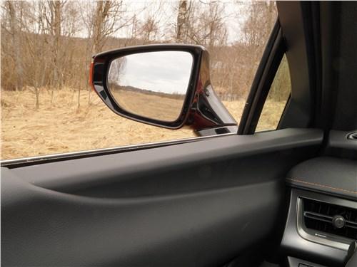 Предпросмотр lexus ux 200 2019 боковое зеркало
