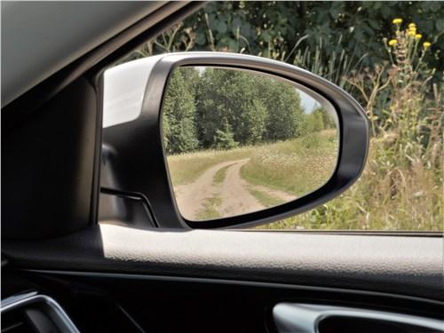 Kia XCeed 2020 боковое зеркало