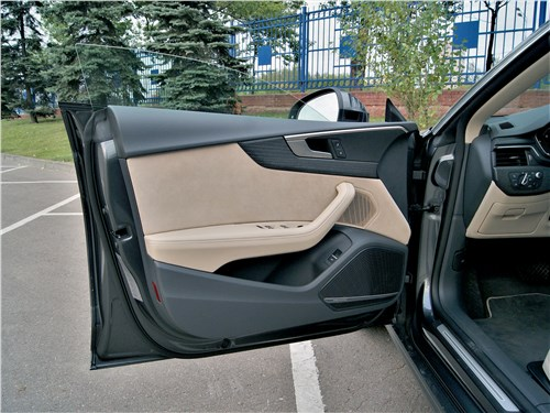 Audi A5 Sportback 2020 дверь