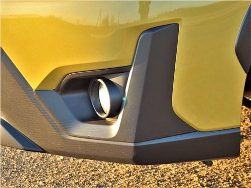 Subaru XV (2022) противотуманная фара
