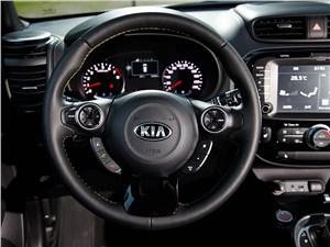 Kia Soul 2014 руль