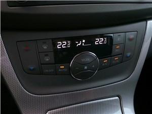 Nissan Sentra 2013 климат-контроль