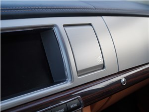 Предпросмотр jaguar xf 2011 дефлекторы системы вентиляции и отопления