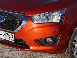 Datsun mi-Do 2015 передняя оптика