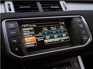 Range Rover Evoque 2012 монитор