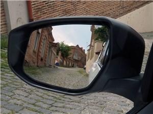 Предпросмотр nissan tiida 2015 боковое зеркало