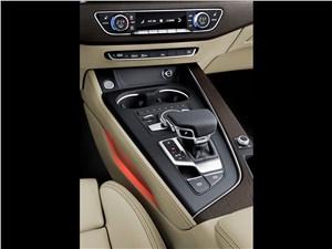 Audi A4 2016 подсветка