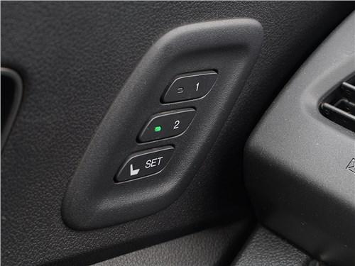 Honda CR-V 2015 настройки сиденья