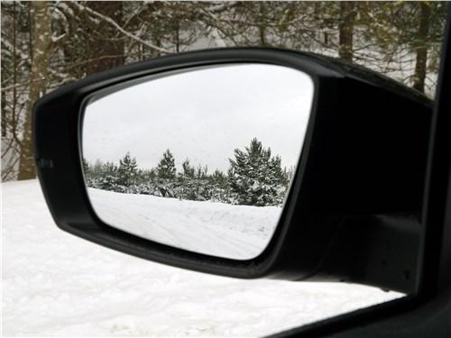 Предпросмотр volkswagen polo gt 2016 боковое зеркало