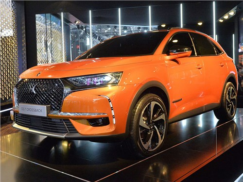 Новость про DS 7 Crossback - DS7 Crossback