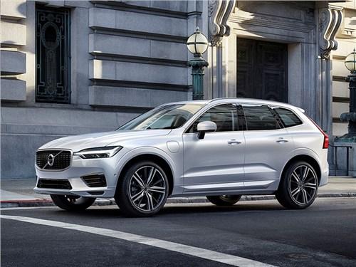 Volvo начала производство нового поколения XC60