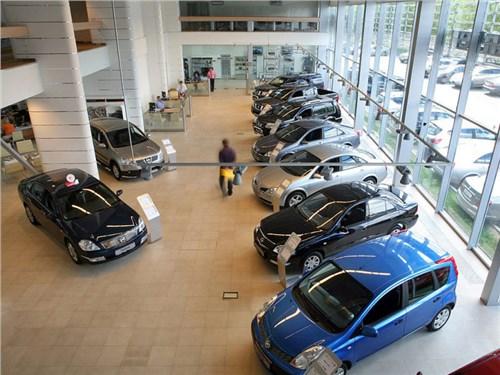 Доля кредитных машин составила 45% от всех продаж в России