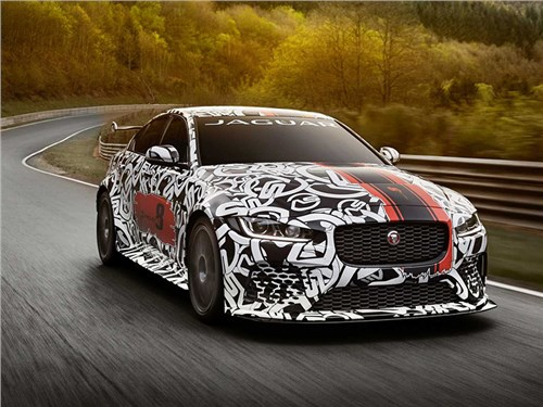 Jaguar XE получит новую топ-версию