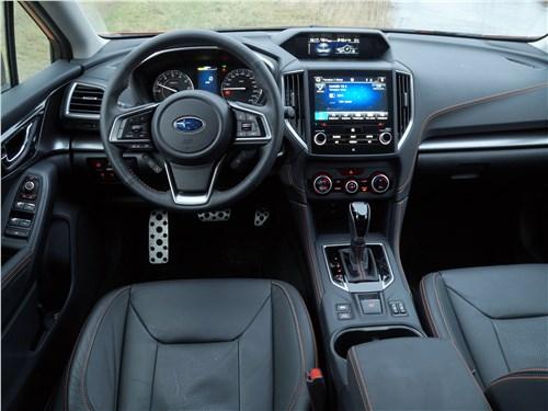 Subaru XV 2018 салон