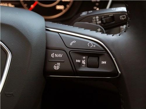 Audi A4 allroad quattro 2016 руль
