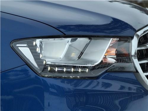 Предпросмотр haval h6 coupe 2017 передняя фара