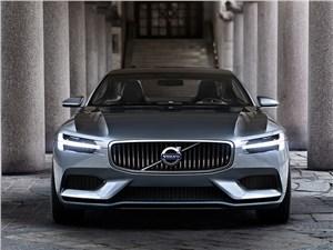 Предпросмотр volvo coupe концепт 2013 вид спереди фото 5