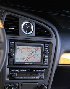 Предпросмотр infiniti qx4 2001 экран мультимедийной системы с навигацией