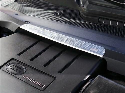 Land Rover Range Rover Evoque 2020 двигатель