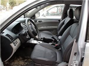 Mitsubishi Pajero Sport 2013 передние кресла