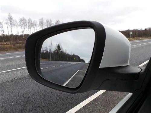 Chery Tiggo 4 2020 боковое зеркало