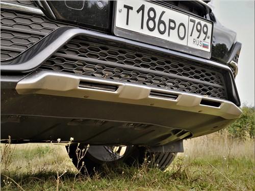 Предпросмотр gac gs8 2020 передний бампер