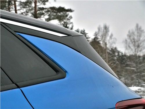 Opel Grandland X 2018 задняя стойка