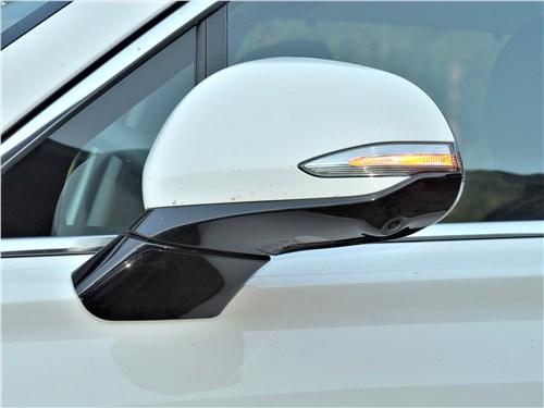 Hyundai Santa Fe (2021) боковое зеркало