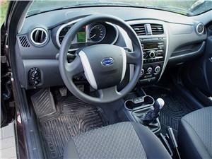 Datsun on-DO 2014 водительское место