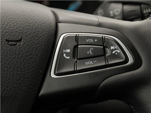 Ford Focus 2014 блок управления аудиосистемой