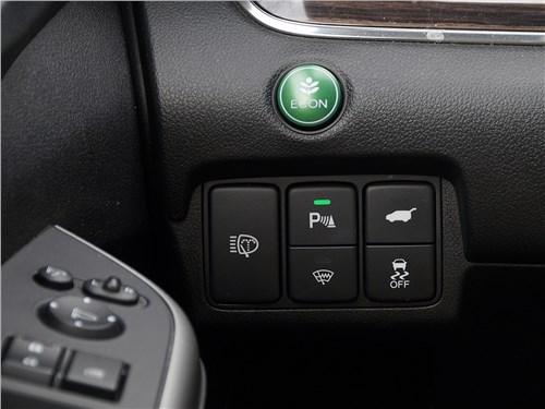 Honda CR-V 2015 режим ECON