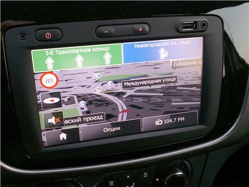 Предпросмотр renault sandero stepway 2015 система навигации