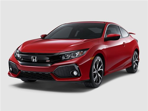Новость про Honda Civic - Honda Civic Si 2017