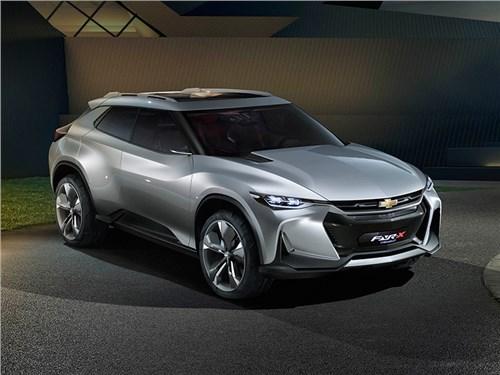 Новость про Chevrolet - Chevrolet FNR-X concept 2017