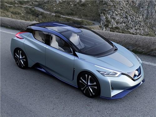 Nissan создаст электромобиль с запасом хода в 500 километров
