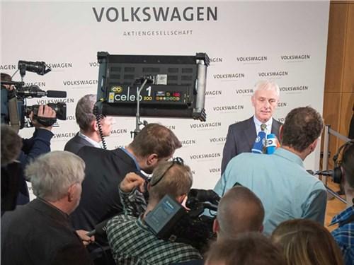 Volkswagen засекретил доклад о «Дизельгейте»