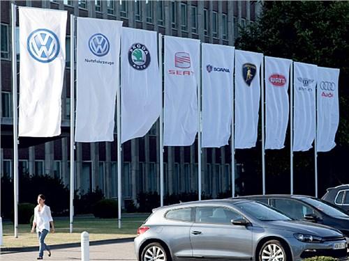 Volkswagen не будет продавать Bentley или Bugatti