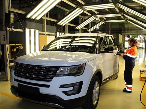 Новость про Ford - Ford Sollers в Елабуге